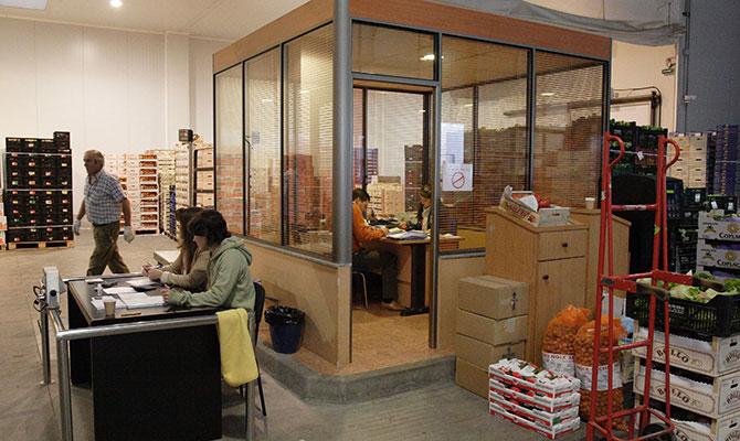 Frutas Lugo Oficinas