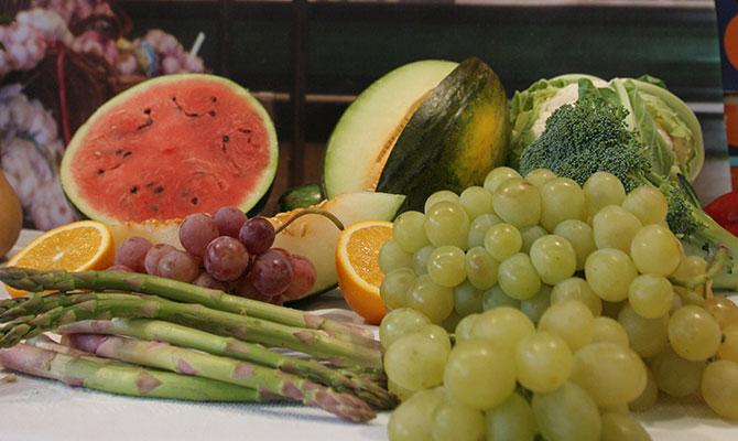 Frutas Lugo, verduras