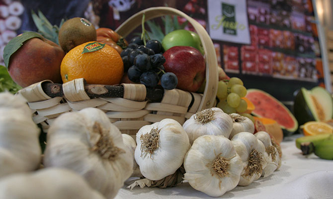 Frutas Lugo, ajos
